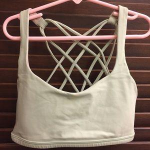 Lululemon Sports Bra Size 2